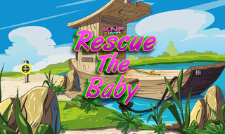 Knf Rescue The Babyのゲーム画面「Knf Rescue The Baby」