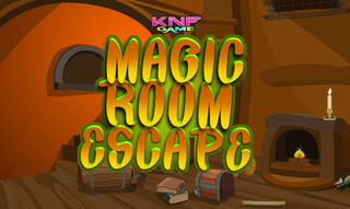 Magic Room Escapeのゲーム画面「Magic Room Escape」