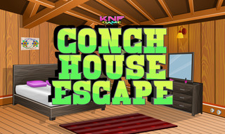 Knf Conch House Escapeのゲーム画面「Knf Conch House Escape」