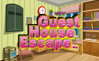 Knf Guest House Escapeのゲーム画面「Knf Guest House Escape」