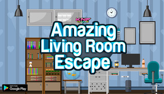 Knf Amazing Living Room Escapeのゲーム画面「Knf Amazing Living Room Escape」