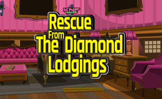 Knf Rescue The Diamond From Lodgingsのゲーム画面「Knf Rescue The Diamond From Lodgings」