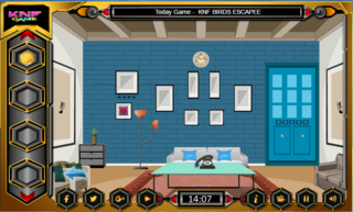 Knf Stylish Room Escapeのゲーム画面「Knf Stylish Room Escape」