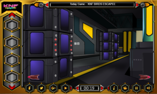 Knf Escape From Space Research Centerのゲーム画面「Knf Escape From Space Research Center」