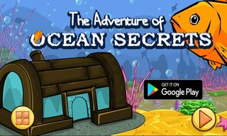 Nsr Ocean Secrets Escapeのゲーム画面「Nsr Ocean Secrets Escape」
