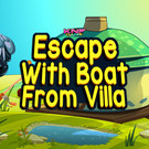 Knf Escape With Boat From Villa