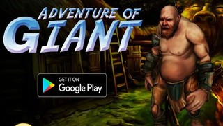 The Giant Escapeのゲーム画面「The Giant Escape」