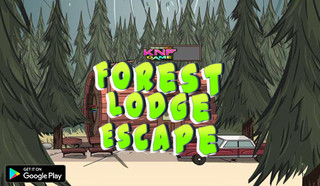 Knf Forest Lodge Escapeのゲーム画面「Knf Forest Lodge Escape」