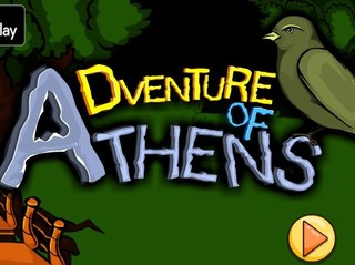 NSR Adventure Of Athensのゲーム画面「NSR Adventure Of Athens」