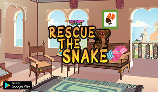 Knf Rescue The Snakeのゲーム画面「Knf Rescue The Snake」
