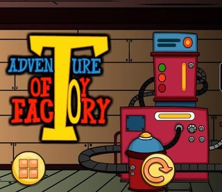 NSR Adventure Of Toy Factoryのゲーム画面「NSR Adventure Of Toy Factory」