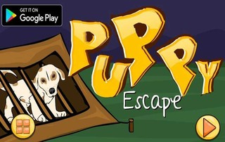 NSR Puppy Escapeのゲーム画面「NSR Puppy Escape 」