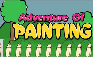 Adventure Of Paintingのゲーム画面「Adventure Of Painting」