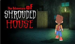 Adventure of shrouded houseのゲーム画面「Adventure of shrouded house」