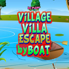 Knf village villa Escape by boat