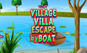Knf village villa Escape by boatの画像