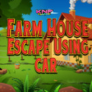 Knf Farm House Escape using car