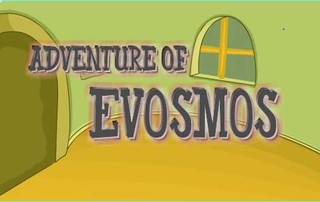 NSR Adventure of Evosmos Escapeのゲーム画面「NSR Adventure of Evosmos Escape」