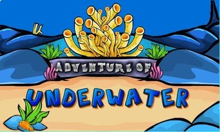 NSR Adventure Of Underwater Escapeのゲーム画面「NSR Adventure Of Underwater Escape」