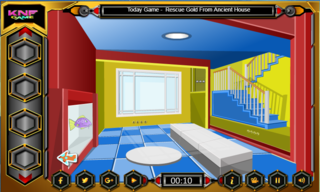 Knf Colorful House Escのゲーム画面「Knf Colorful House Esc」