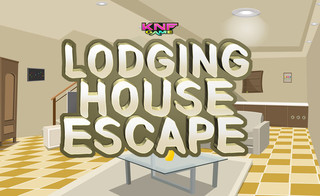 Knf Lodging House Escapeのゲーム画面「Knf Lodging House Escape」