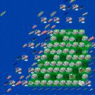 艦艇を配備し艦隊を組織する。