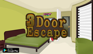 Knf 3 Door Escapeのゲーム画面「Knf 3 Door Escape」