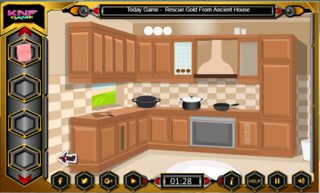 Knf Deluxe House Escapeのゲーム画面「Knf Deluxe House Escape」