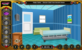 Knf Hospital Escapeのゲーム画面「Knf Hospital Escape」