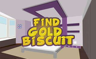 Knf Find Gold Biscuitのゲーム画面「Knf Find Gold Biscuit」