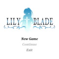 LILY BLADEのイメージ