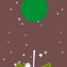 無重力パズル・星のゴルフ