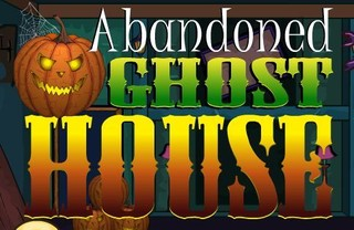 Abandoned Ghost Houseのゲーム画面「Abandoned Ghost House」