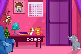 Girls Room Escape 5のゲーム画面「Girls Room Escape 5」