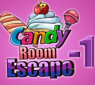 Candy Room Escape 1のゲーム画面「Candy Room Escape 1」