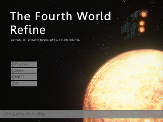 TheFourthWorld Refine