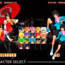 新キャラ続々!18キャラクターが使用可能!