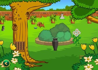 Sivi Green Garden Escapeのゲーム画面「Sivi Green Garden Escape」