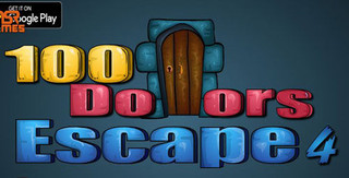 NSR 100 Doors Escape 4のゲーム画面「NSR 100 Doors Escape 4」