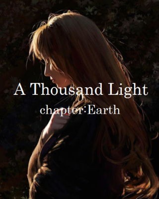 A Thousand Light ーchapter Earthーのゲーム画面「タイトル画面。」