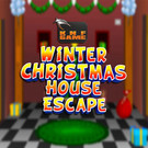Knf Winter Christmas House Escape