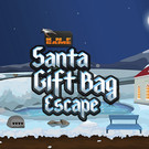 Knf Santa Gift Bag Escape