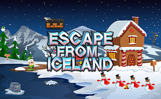 Knf Escape From Icelandのゲーム画面「Knf Escape From Iceland」