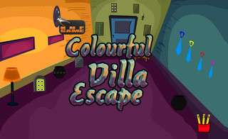 Knf Colourful Villa Escapeのゲーム画面「Knf Colourful Villa Escape」