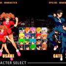 新キャラ続々!20キャラクターが使用可能!