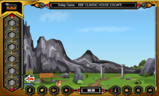Knf Farm House Cow Rescueのゲーム画面「Knf Farm House Cow Rescue」