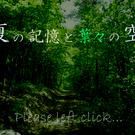 夏の記憶と葉々の空
