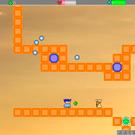 ゲームサンプル画面