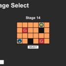 ステージセレクト画面