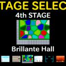 好きなステージを遊べるセレクト機能を搭載!